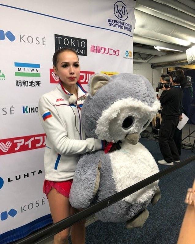 Алина Ильназовна Загитова-2 | Олимпийская чемпионка - Страница 2 Bb7f3571399cf0cec9b47faf812d773f