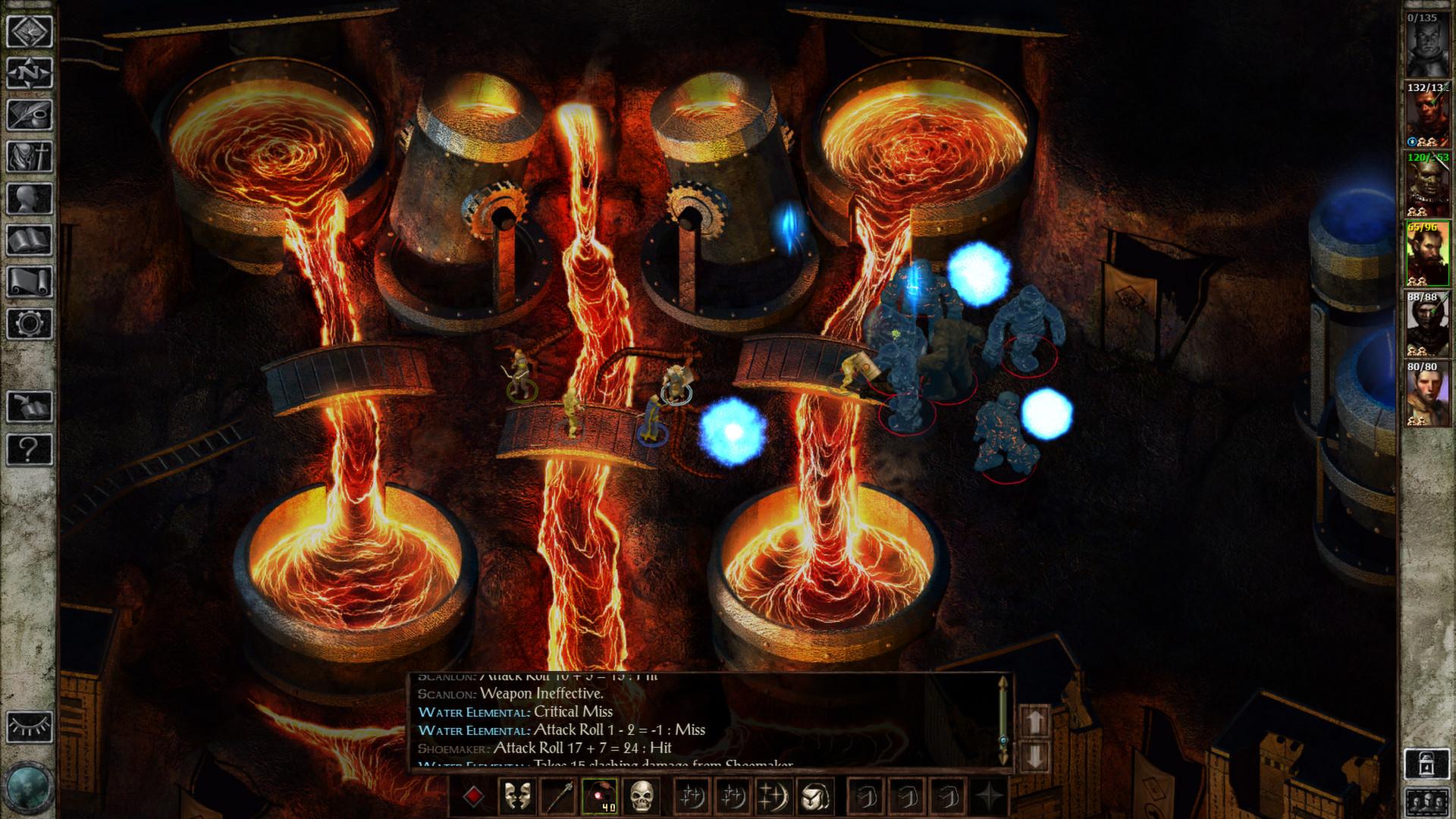 Icewind Dale: Enhanced Edition [v.2.5.17.0] / (2014/PC/RUS) / RePack от R.G. Catalyst