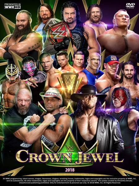 WWE Crown Jewel 2018 PPV 720p WEB H264-HEEL