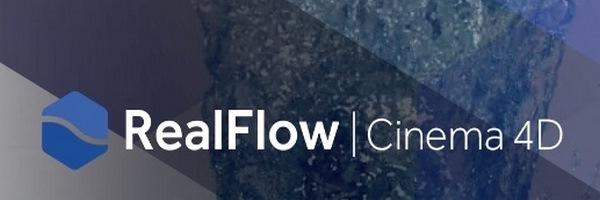 NextLimit RealFlow v2.6.5.0095 For Cinema 4D R17-R20