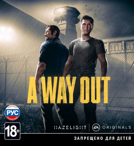 A Way Out (2018) PC | Repack от R.G. Механики