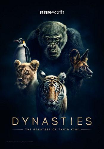 Династии / Dynasties (2018) HDTVRip [H.264/720p-LQ] (Сезон 1, серии 1-5 из 5) [EN / RU Sub]