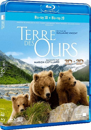 Земля медведей / Land of the Bears (Terre des ours) (2013) BDRemux [H.264/1080p] [Custom]