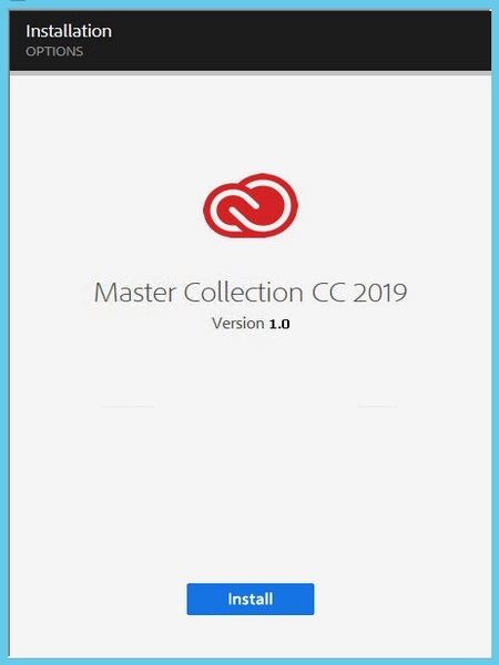 Adobe Master Collection CC 2019 v1.0 by M0nkrus