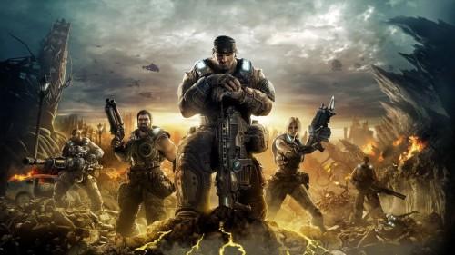 Ф. Скотт Фрэйзер напишет адаптацию игры «Gears of War» [Кино]