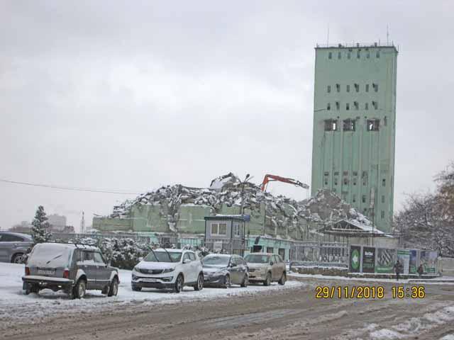 Элеватор краснодар снесли цена фольксваген транспортер фургон