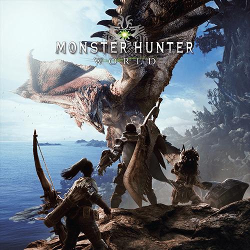 Monster Hunter: World [build 166925] (2018) PC | Лицензия