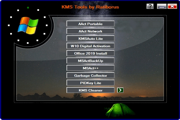 KMS Tools 01.12.2018 Portable