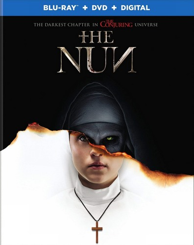 Проклятие монахини / The Nun  (2018) BDRemux [H.264/1080p] [EN / EN, Fr, Po Sub]