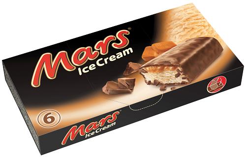 """Марс MuIti Pack (41,8г *6) *12 """"Марс"""" Франция"""