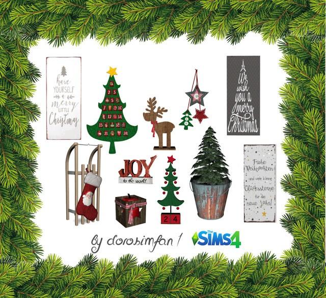 Предметы для Новогодних и Рождественских праздников A5e056da8d409be405e03d0e0a41e977