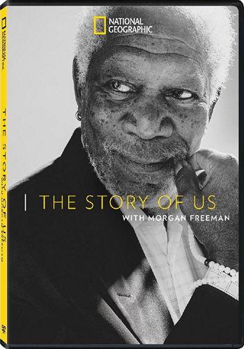 NG: История о нас с Морганом Фрименом / The Story of Us with Morgan Freeman (2017) DVB(Сезон 1, серии 1-6 из 6)
