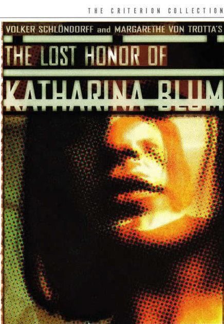 Поруганная честь Катарины Блюм / Die Verlorene Ehre der Katharina Blum (1975) BDRip [H.265/1080p-LQ] [10-bit]