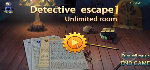 Detective escape1 [P] [ENG] (2018)