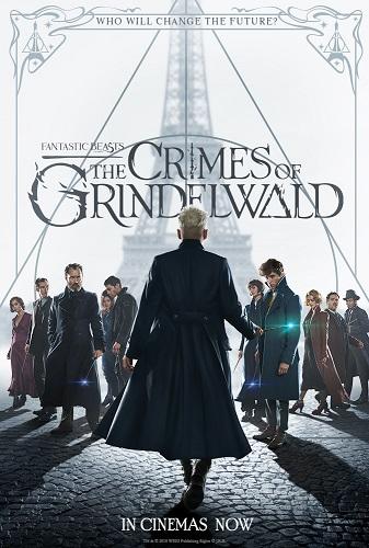 Fantastic Beasts The Crimes of Grindelwald 2018 1080p HDRip X264 AC3-EVO