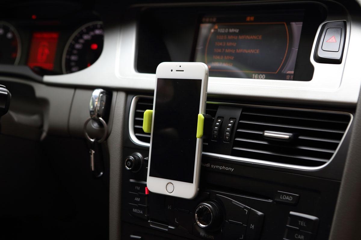 Где заказать автомобильный держатель для смартфона?