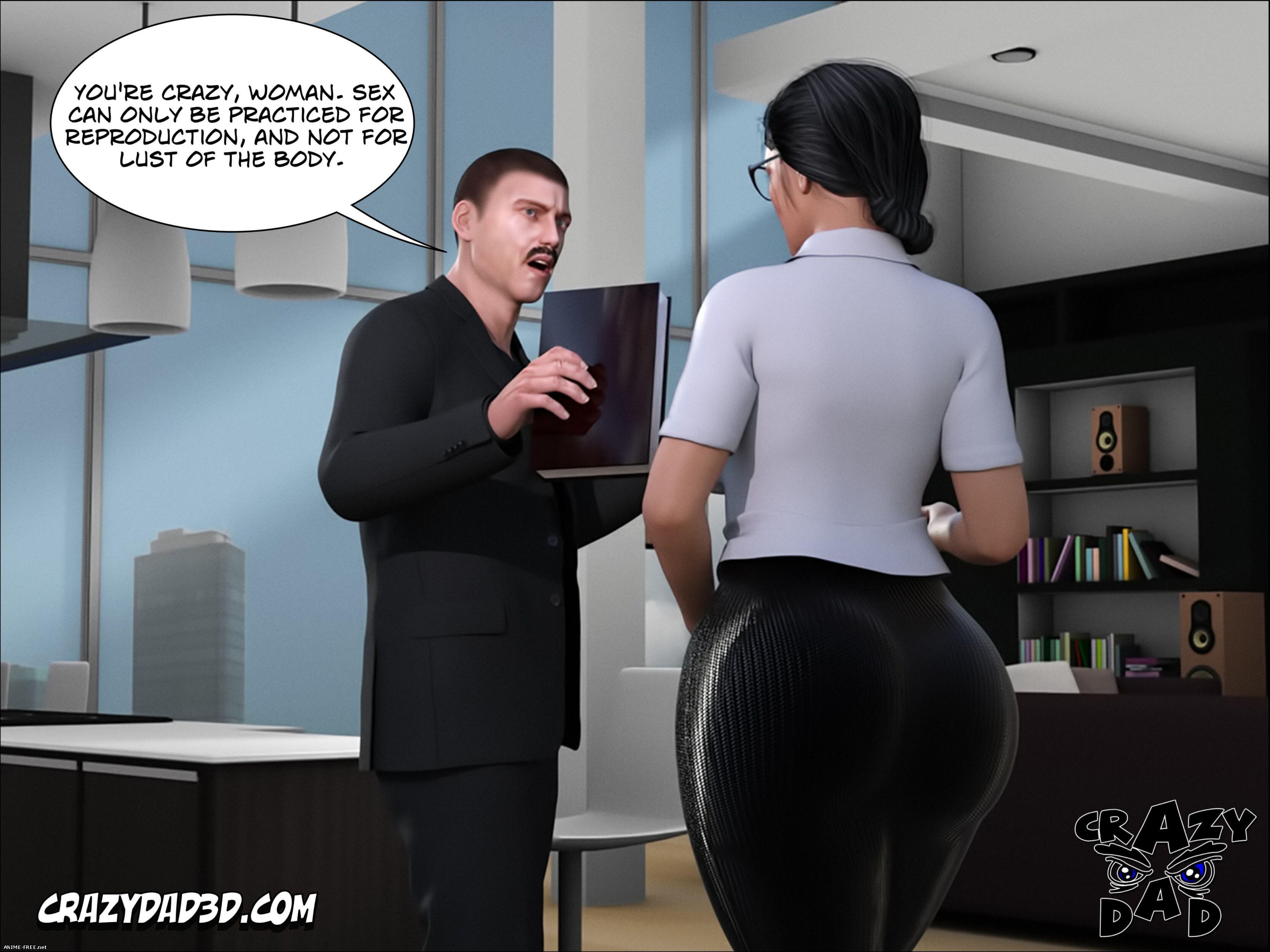 Сrazydad3d (Collection) - Сборник комиксов [3DCG] [Uncen] [ENG] Porn Comics