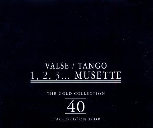 VA - Valse/Tango 1, 2, 3... Musette (1997) Gold, 2CD Box Set [FLAC|Lossless|image + .cue]<Accordion, Instrumental>
