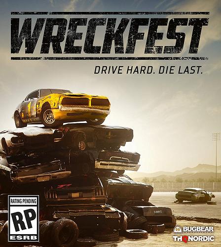 Wreckfest [v 1.250373 + DLCs] (2018) PC | Repack от xatab