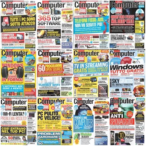 Computer Bild Italia - Collezione Completa Anno 2018