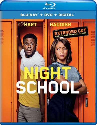 Вечерняя школа / Night School (2018) BDRemux [EN / EN, Fr, Sp Sub]