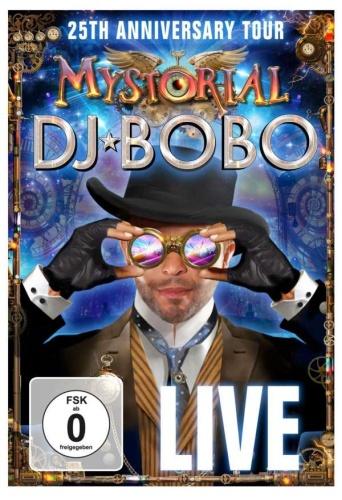 DJ Bobo: Mystorial Live - 25th Anniversary Tour (2017, Blu-ray)