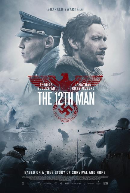 12-й человек / Den 12. mann (2017) AC3 5.1 [hand made]