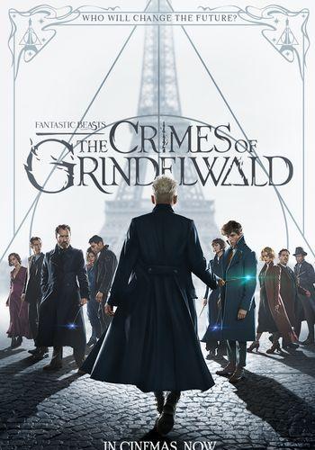 Фантастические твари: Преступления Грин-де-Вальда / Fantastic Beasts: The Crimes of Grindelwald (2018) WEBRip-AVC | L1