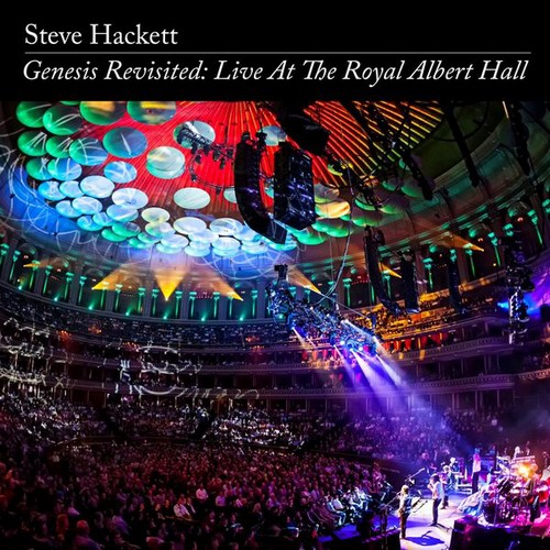 Steve Hackett - Genesis Revisited (2014, Blu-ray)