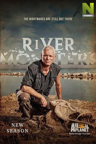 Могучие реки / Jeremy Wade's Mighty Rivers (2018) HDTVRip [H.264/1080p-LQ] (cерии 1-6 из 6)