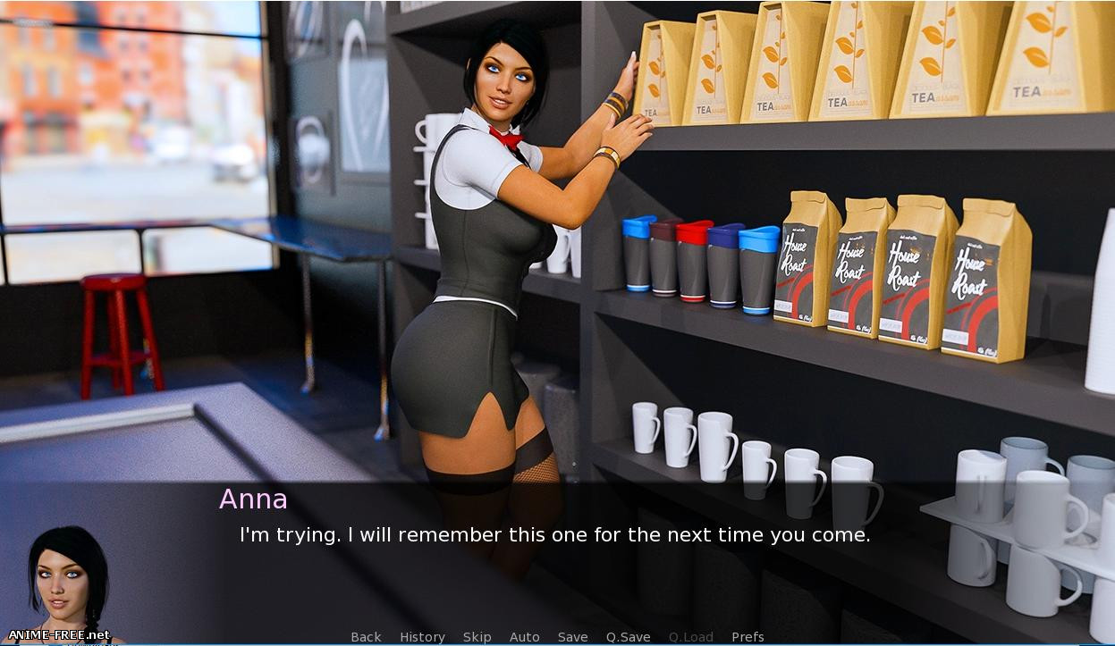 Anna Exciting Affection: Unofficial Ren'py Remake [2018] [Uncen] [ADV, 3DCG, Animation] [Android Compatible] [ENG] H-Game