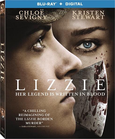 Месть Лиззи Борден / Lizzie (2018) BDRemux 1080р | HDRezka Studio