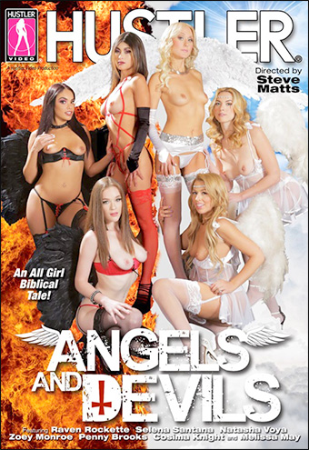 Hustler - Ангелы и Демоны / Angels And Devils (2015) WEB-DLRip |