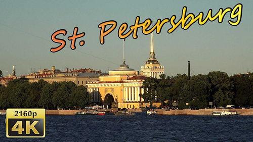 Санкт-Петербург / Saint Petersburg (2018) WEBRip [H.264/2160p] [4K, HDR] (2 части)