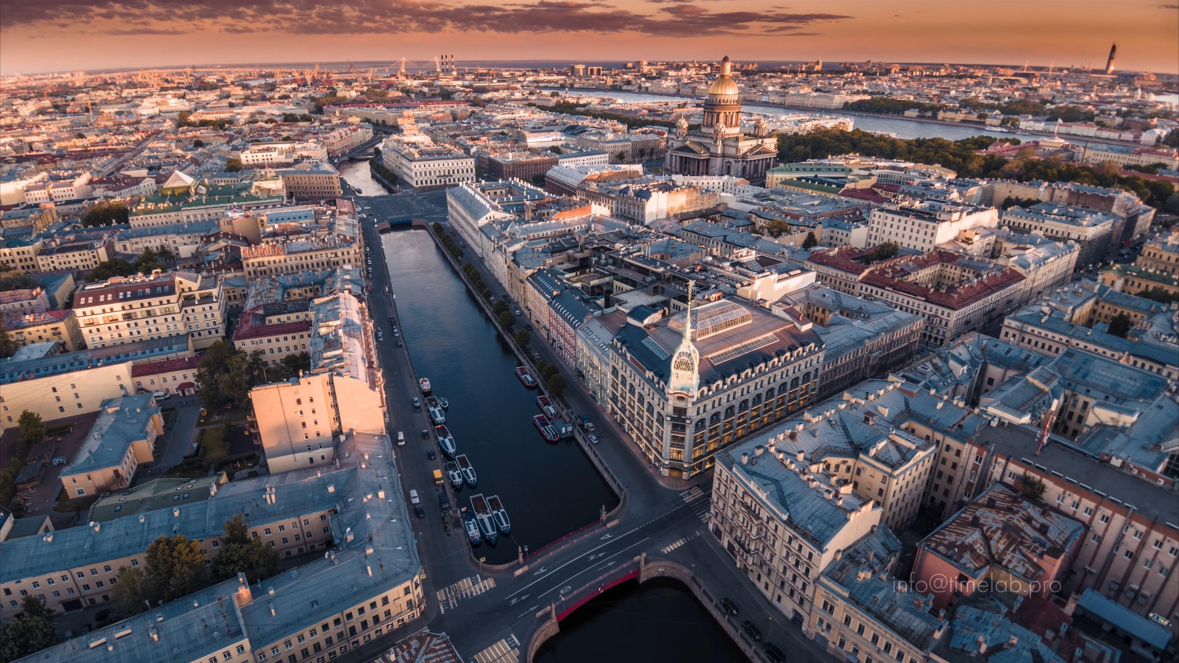 Санкт-Петербург / Saint Petersburg (2018/WEBRip) 2160p