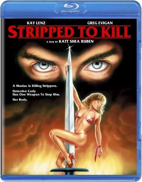 Раздетая для убийства / Stripped to Kill (1987) HDRip   A