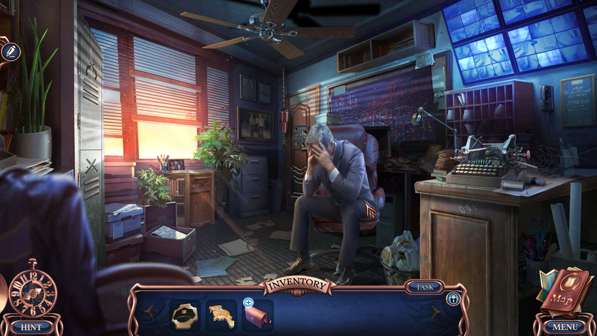 Grim Tales 15: The Hunger Collector's Edition (2018/PC/Английский), Unofficial