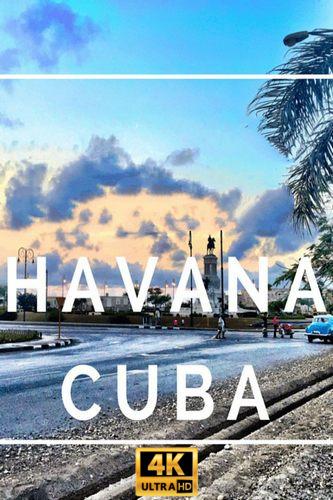 Гавана, Куба / Havana, Cuba (2015) WEBRip [VP9/2160p] [4K, HDR]