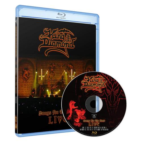 King Diamond - Songs for the Dead Live (2019, Blu-ray)