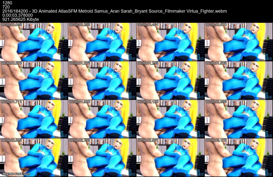 AtlasSFM Animation (Collection) [2018] [Uncen] [720p] 3D-Hentai