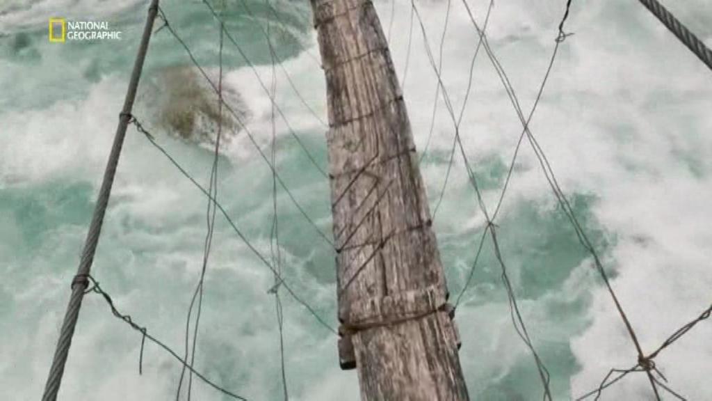 Инстинкт выживания: Китай. Яростная река / Primal survivor: China, Raging River (2018/DVB)