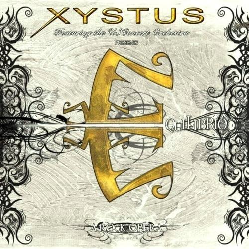 Xystus - Equilibrio (2008, DVD9)