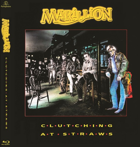 Marillion - Clutching At Straws 1987 (2018, Blu-ray)