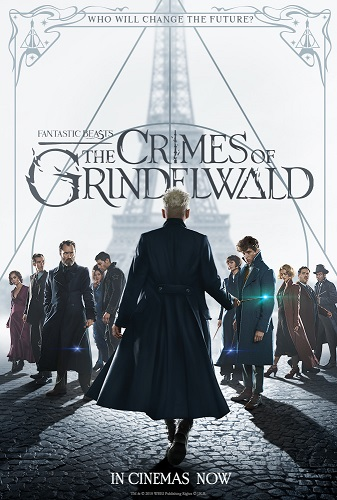Fantastic Beasts The Crimes of Grindelwald 2018 1080p WEB-DL H264 AC3-EVO