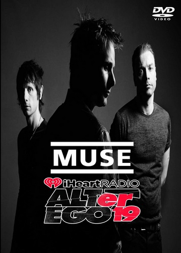Muse - iHeartRadio ALTer Ego (2019, DVD5)