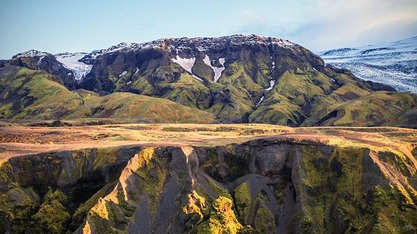 Неземное: Исландское нагорье / Ethereal: Icelandic Highlands (2016) WEBRip 1440p