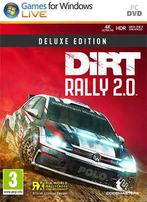 [PC] DiRT Rally 2.0 (2019) Deluxe Edition Multi - FULL ITA