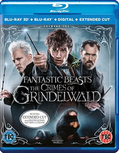 Fantastic Beasts The Crimes of Grindelwald 2018 1080p BluRay DD5 1 x264-iFT