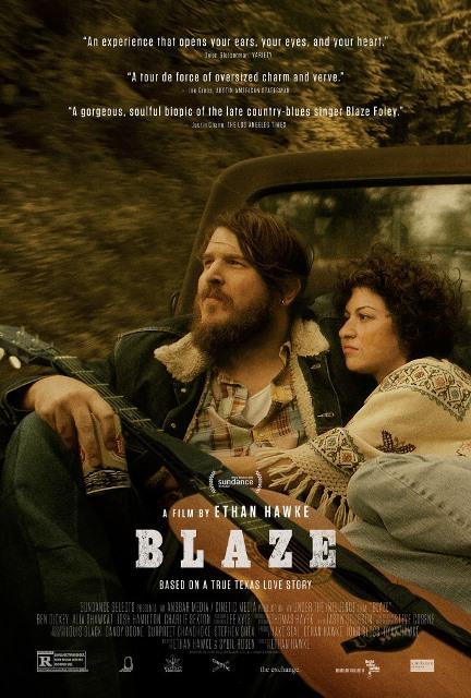 Блэйз / Blaze (2018) BDRemux [MPEG-2 / 1080p] [MVO]