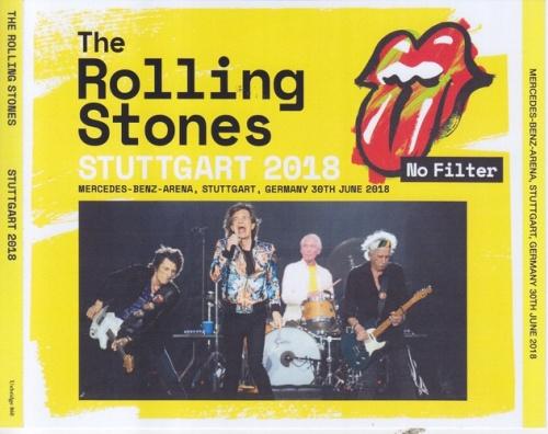 The Rolling Stones - Stuttgart (2018, DVD9)